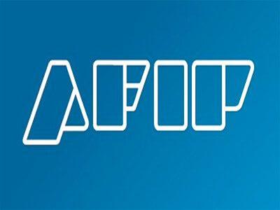 logo de la AFIP cuitargentina.com